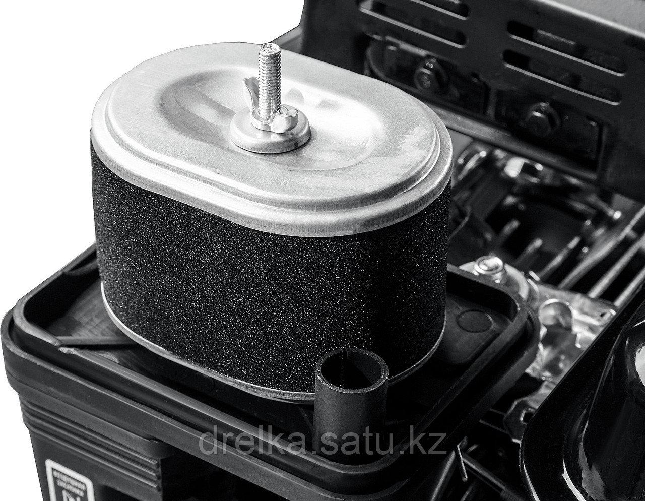 Мотоблок бензиновый с ВОМ МТШ-600 - фото 6