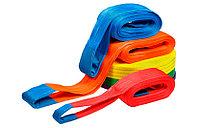 Строп текстильный петлевой СТП 2,0/4000 г/п 2,0 тн длина 4 м