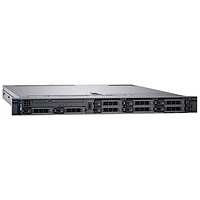 "Сервер Dell/R640 8SFF/1/Xeon Gold/6242/2,8 GHz/32 Gb/H740P 2GbCache/0,1,5,6,10,50,60/1/300 Gb/SAS 2.5""/15k/Nо, фото 1"