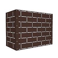 Декоративная решетка/корзина на наружный блок кондиционера