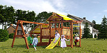 Детская площадка Савушка Baby play 12