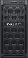 "Сервер Dell/T140 4LFF Cabled/1/Xeon/E-2134/3,5 GHz/16 Gb/S140 (SW RAID)/0,1,5,10/1/1000 Gb/SATA 3.5""/7.2k/DVD+, фото 1"