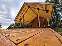 Шатер Multiframe 6x8 | Полная комплектация (тент, палатка)
