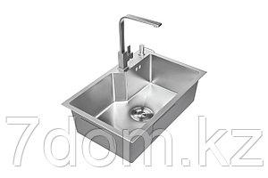 Кухонная мойка Avina HandMade 65*43 Нержавеющая сталь