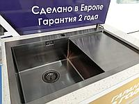Мойка Avina 78х43 L/R САТИН