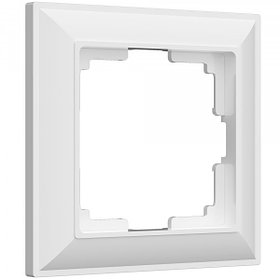 Рамка на 1 пост /W0012201 (белый)