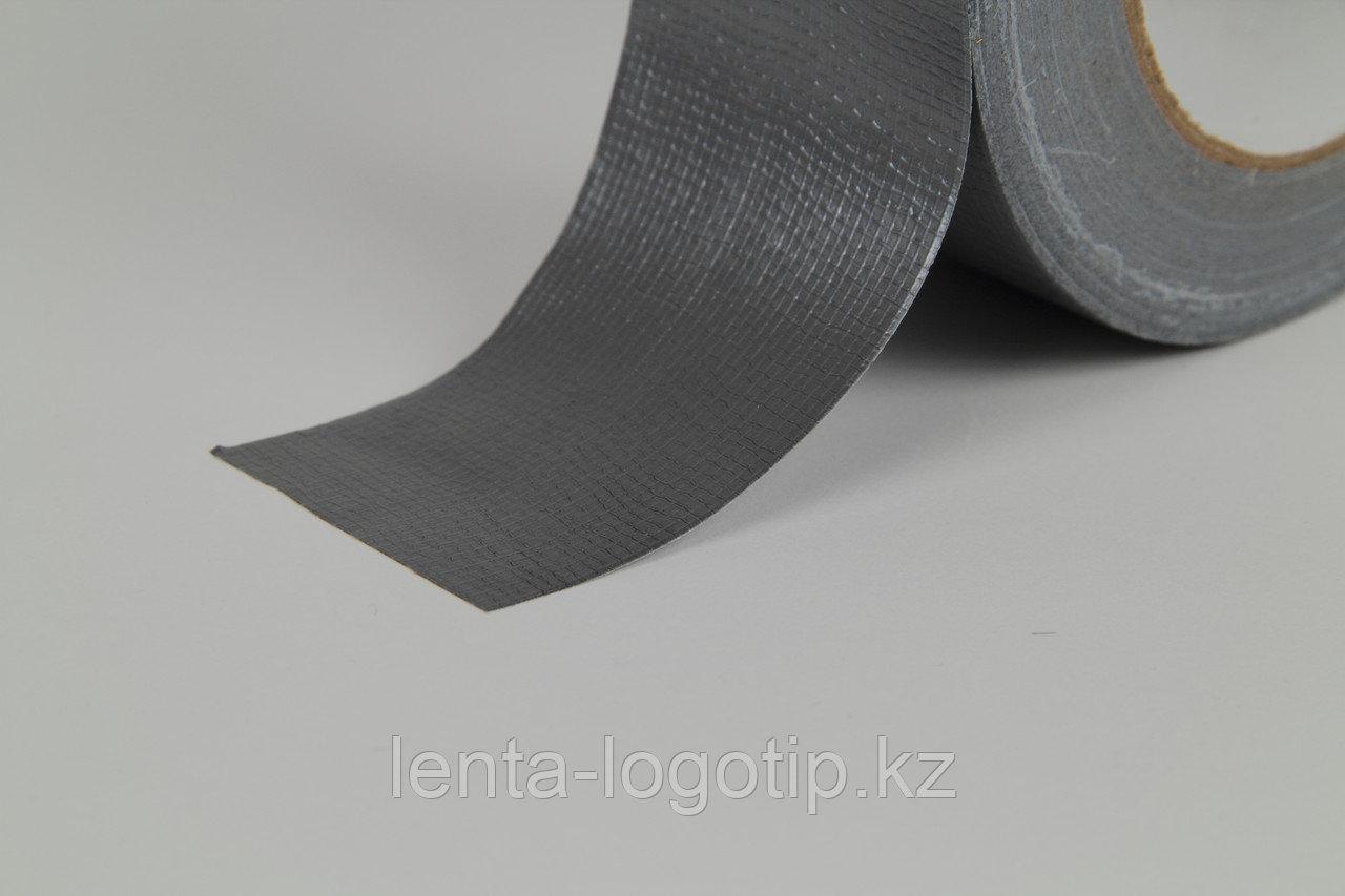 Техническая лента ТПЛ серая 50мм*10м