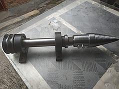 """Вал для циркулярки с дровоколом (морковка) L-540 мм ТМ""""Зализо"""""""