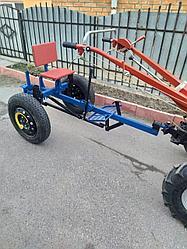 Адаптер для мотоблока ТМ Зализо под жигулевские колёса(не регулируемое дышло)