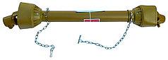 Карданный вал для подборщика, фрезы, разбрасывателя (100 см) 6*6 шлицов