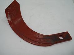 Нож фрезы правый 510gr 160*195mm Mototraktor
