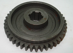 Шестерня вала переходного редуктора Z-43 d-113mm (под колодку d-85mm) (12 колесо)