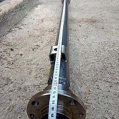 Балка для прицепа Кремень, Бобер, Лидер, Лев (шириной 130 см)