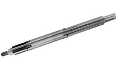 Вал главный L-365 mm Z-6 сцепление/гидравлический насос (12 колесо)