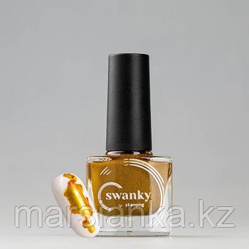 Акварельные краски Swanky Stamping, PM 01, золото, 5мл