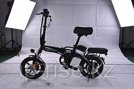 Складной электрический велосипед (Взрослый + ребенок)