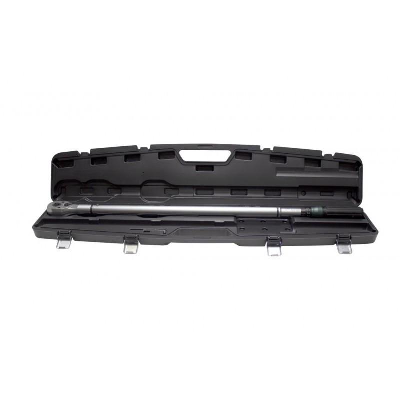 Ключ динамометрический щелчкового типа с быстрой фиксацией ''Premium''100-600Нм,3/4'',в пластиковом кейс - фото 1