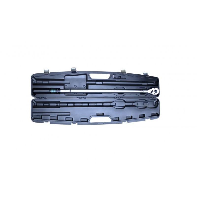 Ключ динамометрический щелчкового типа с быстрой фиксацией ''Premium''100-600Нм,3/4'',в пластиковом кейс - фото 4