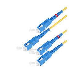 Оптоволоконные патч корды 2.0 Duplex Одномод