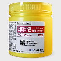 Крем анестетик 10.56% 500 ml J-Cain