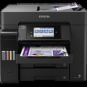 МФУ струйное цветное Epson L6570
