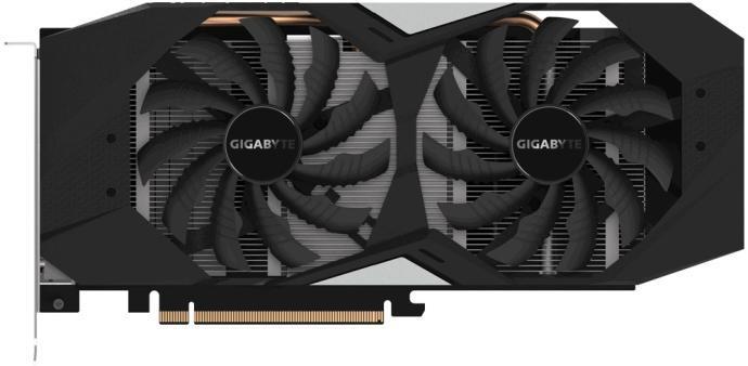 Видеокарта GTX Gigabyte 1660 ti windforce 6GB