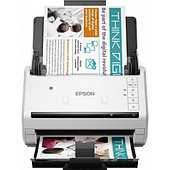 Сканер Epson WorkForce DS-530N, A4