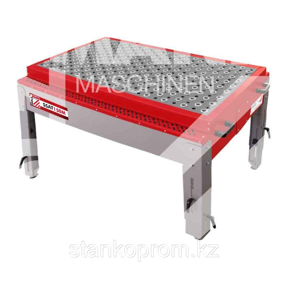 Стол для сбора металлической пыли от шлифовки SSAT150M