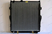 Радиатор охлаждения GERAT TY-159/4R Toyota Land Cruiser Prado 78 3.0TD