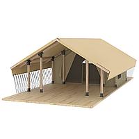 Шатер Multiframe 6x4 | Полная комплектация (тент, палатка)
