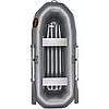 Лодка ПВХ Таврида УФА 260 НД (надувное дно) серый
