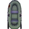Лодка ПВХ Таврида УФА 260 зеленый