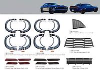 Обвес на Dodge Challenger 2010-2020
