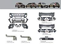 Обвес на Mini F55/F56/F57 2014+
