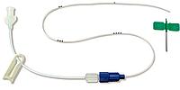 Набор с двухпросветным педиатрическим венозным катетером 3Fr 15 см