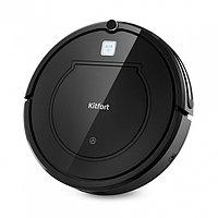 Пылесос-робот Kitfort KT-568 чёрный