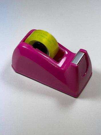 Диспенсер для скотча скотчерезка маленькая, фото 2