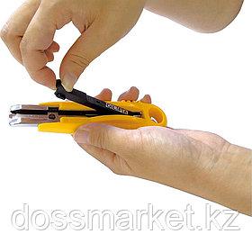 Нож канцелярский OLFA, с выдвижным лезвием и возвратной пружиной, 17,5 мм