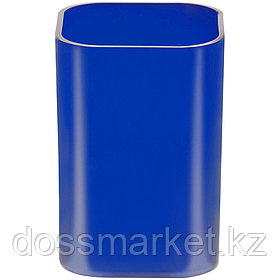 "Подставка-стакан OfficeSpace ""Simple"", синяя"