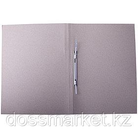 """Папка-скоросшиватель OfficeSpace """"Дело"""", картон немелованный, А4 формат, 260 гр/м2, белая"""