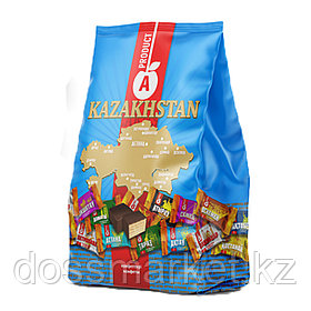 "Конфеты A-Product ""Qazaqstan"", в шоколадной глазури, 300 гр"