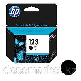 Картридж HP 123(F6V17AE) для DeskJet-1110/2130/2132/3630, черный