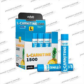 L-карнитин VPLab L-Carnitine 1500 20x25мл.