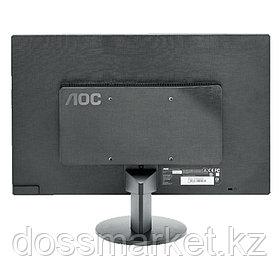 """Монитор широкоформатный с LED подсветкой """"AOC"""" E970SWN, VGA, 18,5"""", 16:9, черный"""