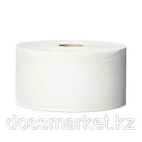 """Туалетная бумага рулонная Nice """"Jumbo Premium"""", 120 метров, 2-х слойная, белая"""