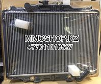 Радиатор основной системы охлаждения делика квадратная кирпич MS109 митсубиши митсубиси mitsubishi запчасти