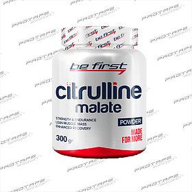 Цитруллина малат Be First Citrulline Malate Powder 300 гр