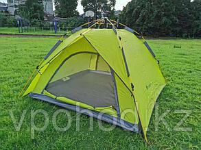 Палатка трехместная MIR-910 быстросборная 210*210*135см