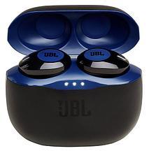 JBL JBLT120TWSBLU Беспроводная гарнитура Tune 120TWS, синий