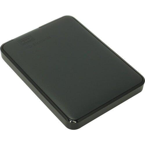 Внешний жесткий диск Western Digital Elements Portable 1 Тб USB 3.1 (WDBMTM0010BBK)